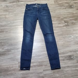 SEVEN FOR ALL MANKIND The Skinny Jeans